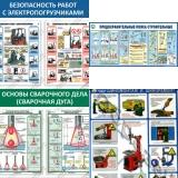 Плакаты по технике безопасности