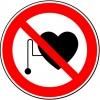 P11 Запрещается работа (присутствие) людей со стимуляторами сердечной деятелности