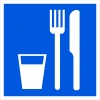 D01 Пункт приёма пищи