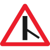 """Дорожный знак 2.3.7 """"Примыкание второстепенной дороги"""", под заказ 5 дней"""