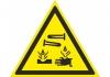 W04 Опасно. Едкие и коррозионные вещества